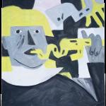 Daniel Sean Kelly, Studies (faces) 6